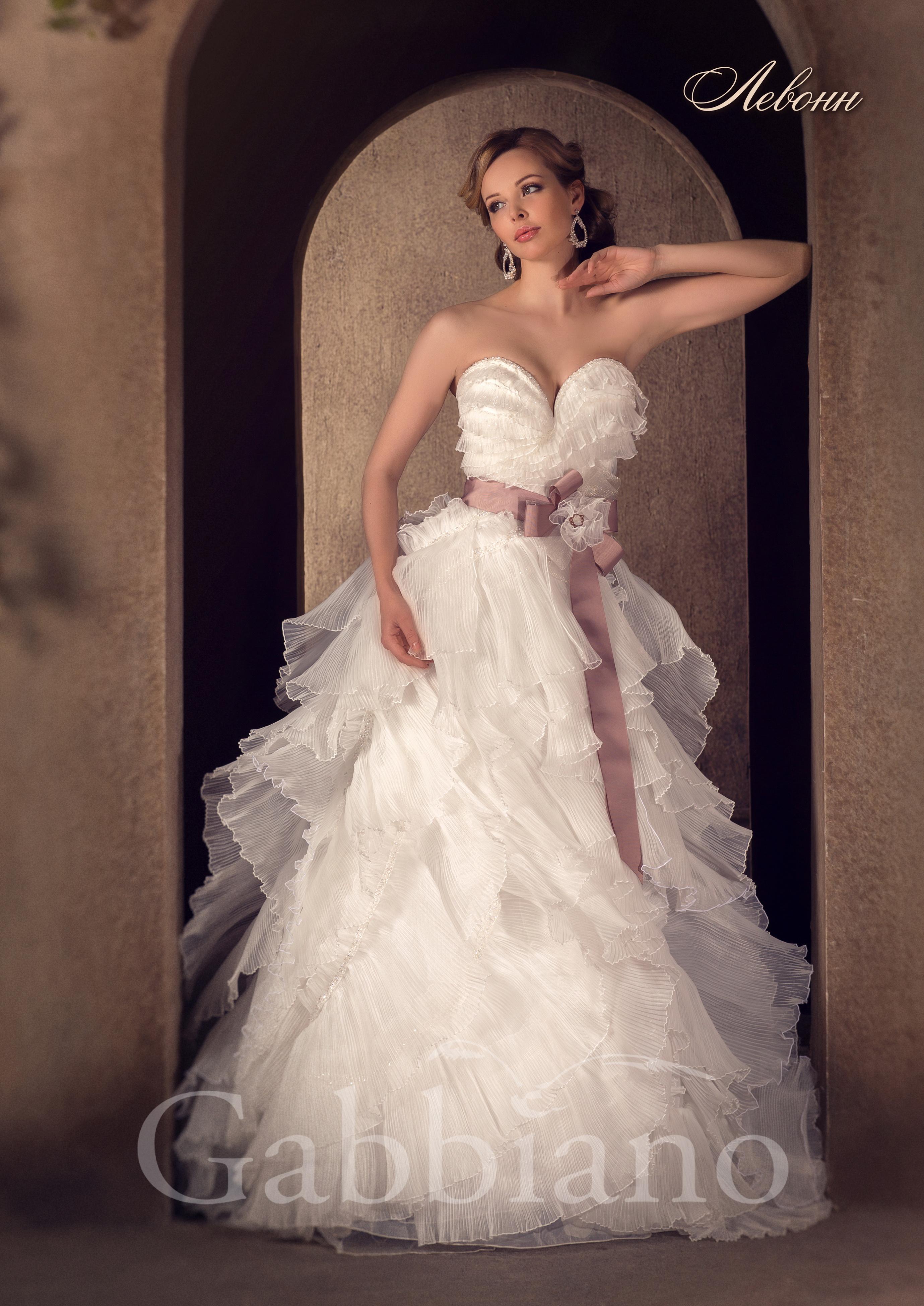 Свадебные Платья Габиано Официальный Сайт