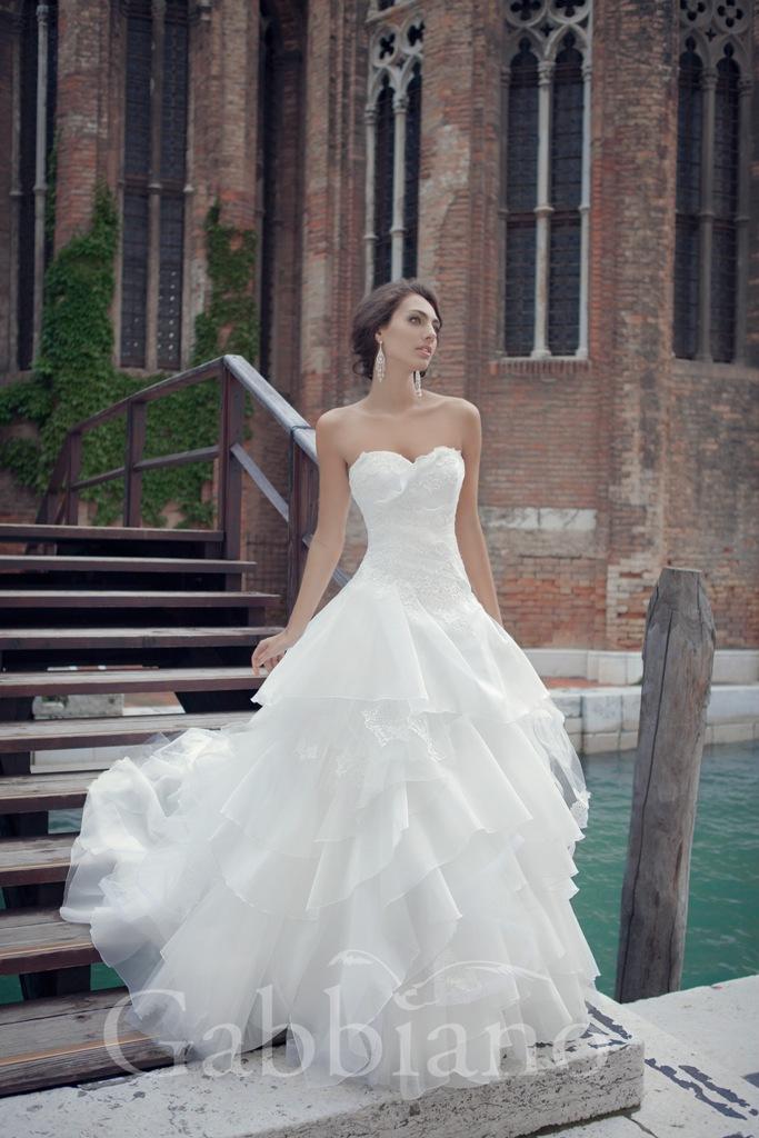 45ea6d5082ba98c Свадебные платья, коллекция Венеция-2014