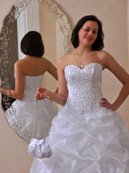 Платья на заказ недорого свадебные