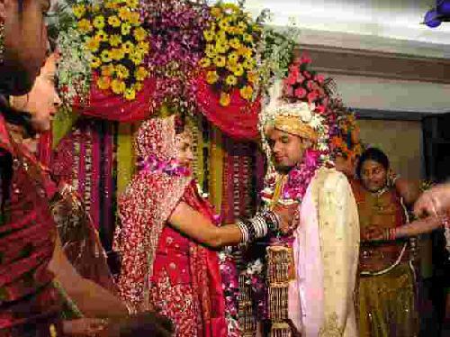 Свадебные индийские традиции