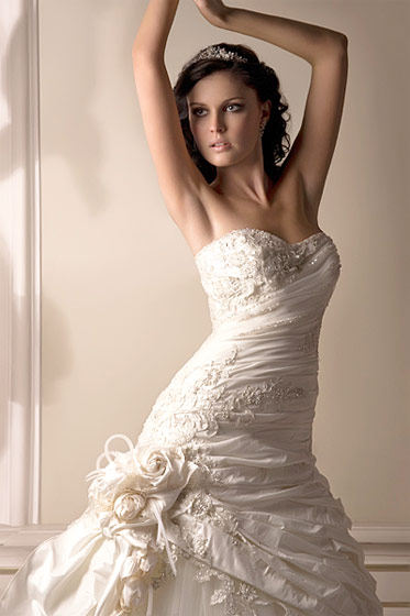 Wedding Saloon :: Дорогие свадебные платья фото - Свадебные платья