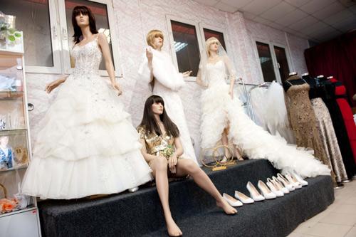 На сегодняшний день свадебные салоны «Gala Collection» открыты в различных районах Москвы
