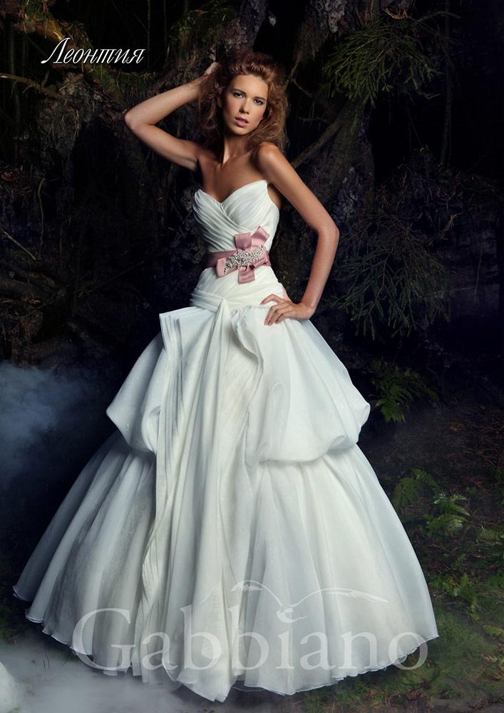 Красивые свадебные платья 2014. Свадебный салон Gala в Москве
